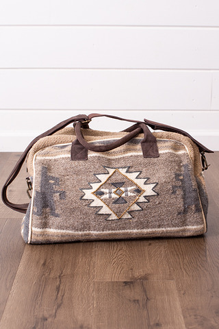Lovestitch Santa Fe Flight Bag
