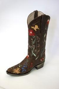 Lane Garden Cowboy Boot