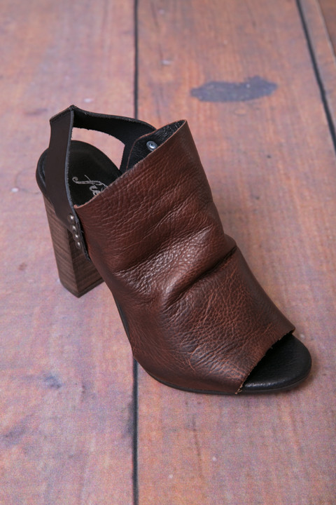 Free People Picture This Heel