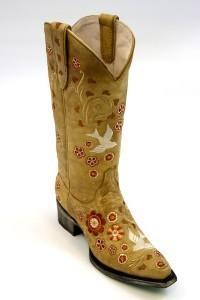 Lane Groovy Girl Cowboy Boot