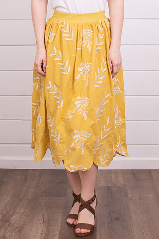 Mystree The Happy Midi Skirt