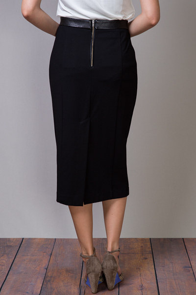 Heather by Bordeaux Pencil Skirt 3