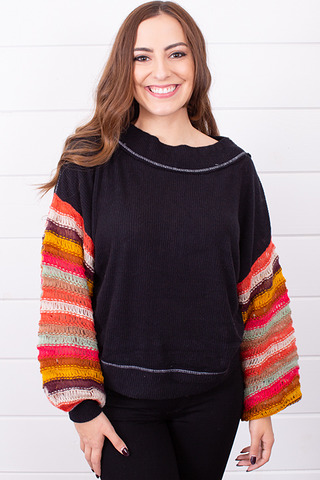 Free People Cha Cha Sweater