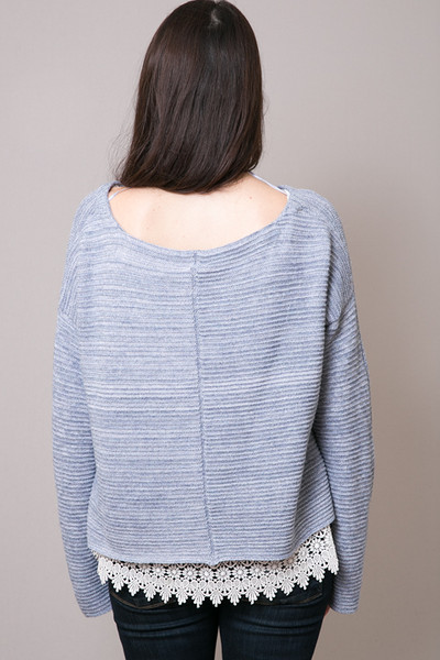 Free People Ever Cozy Pullover 2