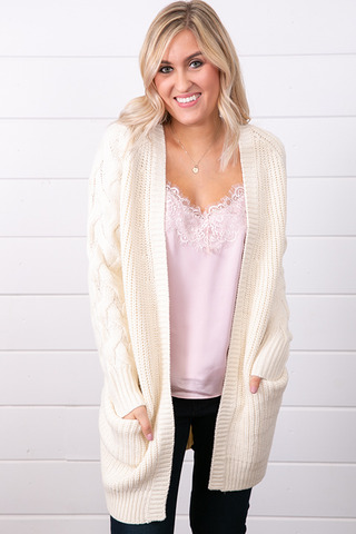 Heartloom Daisy Sweater