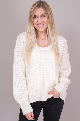 Heartloom Ivory Portia Sweater