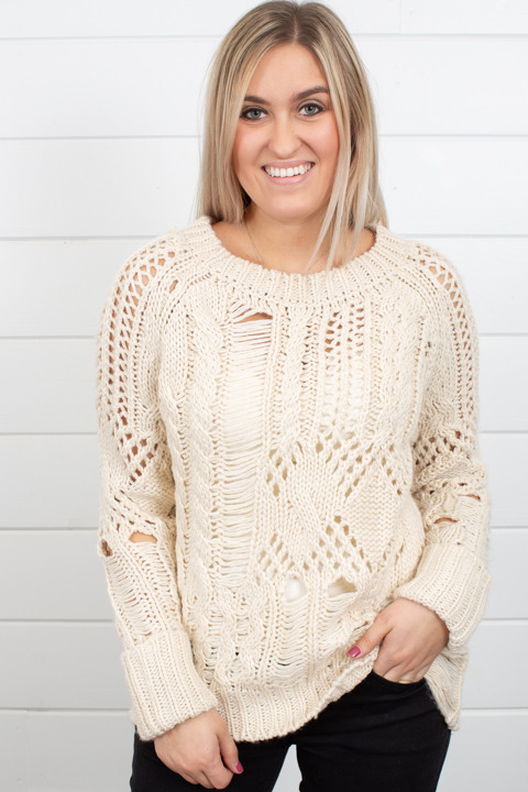 Heartloom Quincy Sweater