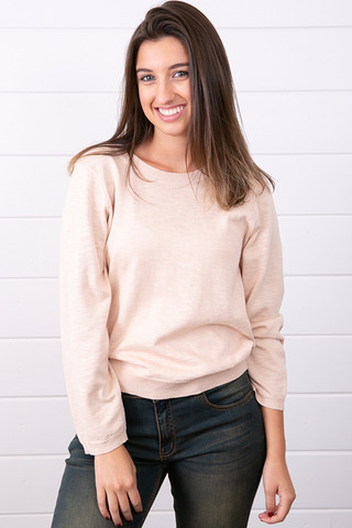Knot Sisters Penny Sweater