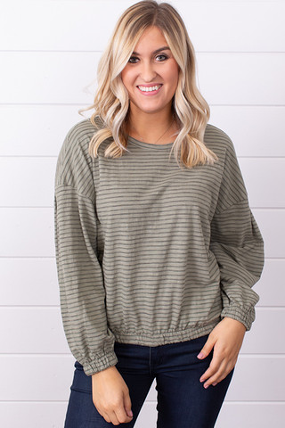 Knot Sisters Potter Top