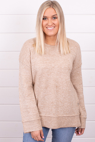Bend and Snap Sweater