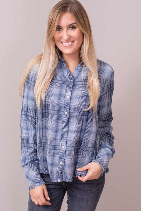 Bella Dahl Bishop Sleeve Shirt