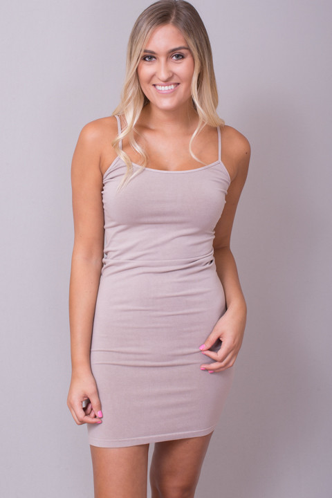 Tunic Cami Soft Tan