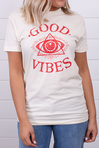 Good Vibes Only Tee 4
