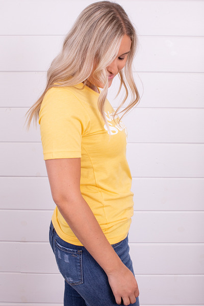 Alley And Rae Apparel Create Sunshine Tee 2