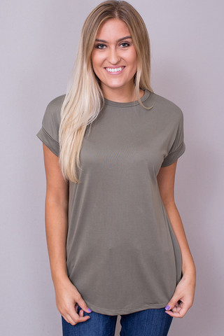 Knot Sisters Maison Two Tee
