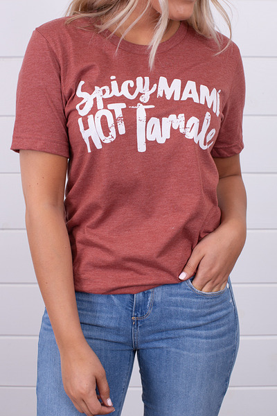 Spicy Mami Tee 3