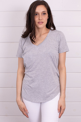 The Pocket Tee Grey