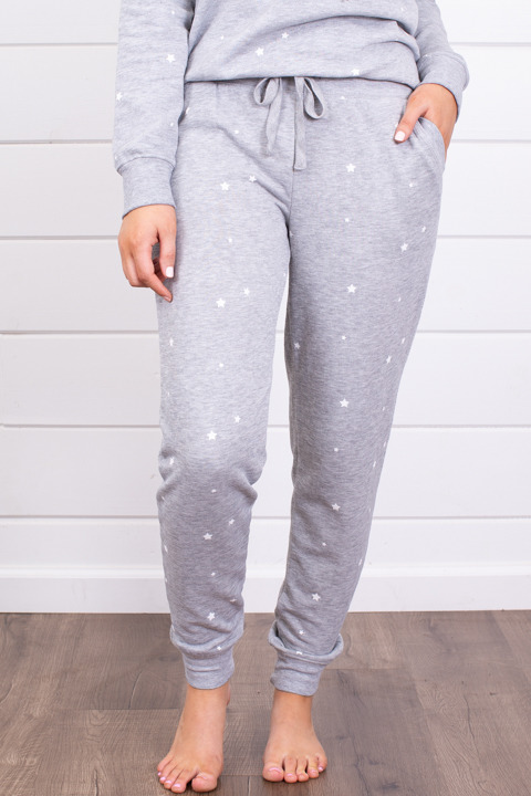 Z Supply The Star Print Jogger