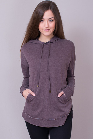 Z Supply The Dakota Pullover Raisin