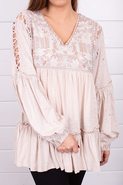 Free People Much Love Tunic 4