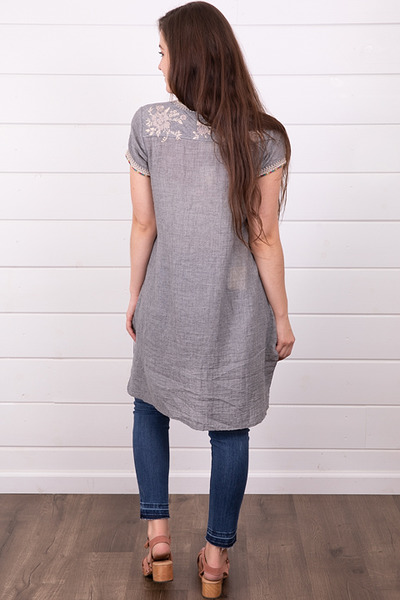 Johnny Was Collection Sophia Drape Tunic 3